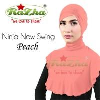 Dalaman Jilbab Kerut (Ninja New swing Razha) Stock 11/12/2016