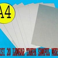 Stiker Plastik Transparan Untuk Di Print Di Printer Inject