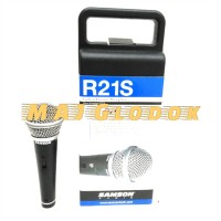 Microphone SAMSON R21S (Original)
