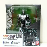 Shadowmoon shf bandai shadow moon kamen rider action figure