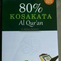 Buku Kamus Kecil 80% Kosa Kata Al-Quran