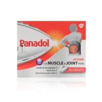 Panadol Extend For Muscle & Joint Pain, Obat Pereda Sakit Sendi & Otot