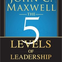 (Baru) Buku The 5 Levels Of Leadership (Softcover) . John C. Maxwell