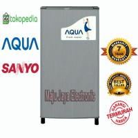 harga Kulkas 1 pintu Sanyo Aqua 179 Semi defrost Tokopedia.com