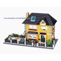 lego kw villa city wange 34051 creation villa