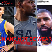 Gelang Basket Active Faith Kyrie Irving, Kevin Durant, James Harden