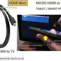KABEL MICRO HDMI BB Z10 to HDMI 1.5M