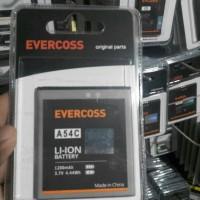 baterai evercoss A54C original