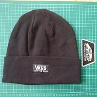 harga Beanie Vans Off The Walll Black / Kupluk Brand Skate Tokopedia.com