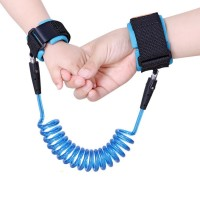 Gelang Tracking Anak Anti Kehilangan 1.5 Meters - Biru
