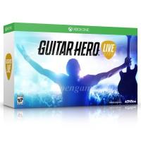 Xbox One Guitar Hero Live + Guitar Bundle Murah