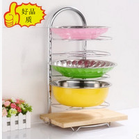 cookware Cabinet Shell Pans storage Steinless