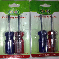 Best Seller 1 Set Obeng Isi 2 Pcs (- +) Sanjose
