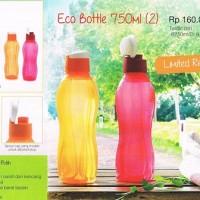harga Tupperware Eco Bottle 750ml Tokopedia.com