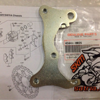 EXCLUSIVE Holder Caliper Comp FR LH 43044-0026 PALING LARIS