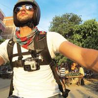 DISCOUNT TMC Chest Belt Tali Strap Untuk Badan Body Camera GoPro 08428