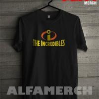 Tshirt / Baju / Kaos the incredibles (Must Have) Alfamerch