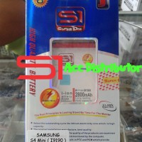 Baterai Double Power Samsung S4 Mini / J1 Ace 2800 mah Original S1