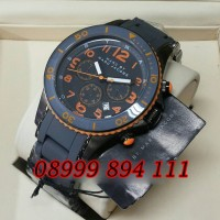 Jam Tangan Marc Jacob Cronoraph Rubber