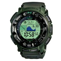 jam tangan protrek military casio original Kanvas solar PRG-250B-3