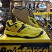 harga Sepatu Badminton RS | JF 781 | Yellow-Black Tokopedia.com
