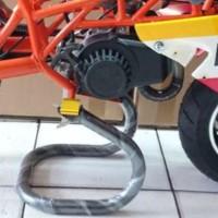 Standar Paddock Mini Moto GP 50cc / Motor Kecil / Dewasa Lenka