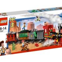 Lego Toy Story 7597 Western Train Chase