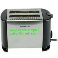 Pemanggang Roti Denpoo- DT-022D Elektrik