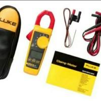 FLUKE 325 digital clamp meter TRUE RMS AC DC + Frequency ASLI 100%