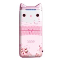 Jual Probox Nekohako Kimono Limited Edition Powerbank 5200 MAh - Pink Murah