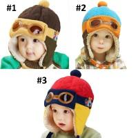 harga Topi Kupluk Anak Bayi - Pilot / Pilot Baby Hat Tokopedia.com