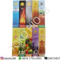 Hio / Dupa Wangi Aromaterapi Golden Temple Incense Stick Aromatherapy