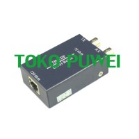 Dua Coax BNC to RJ45 UPC G.703 E1 Balun Adapter impedance converter