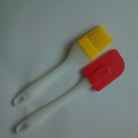 Spatula Kuas Brush Silikon Baking tools