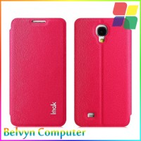 Imak Flip Leather Cover Case Series for Samsung Galaxy J N075T - Rose