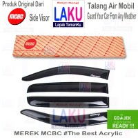 Ford Ranger New 2007-2012 Talang Air MCBC Semi Jumbo