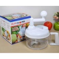 Blender Manual Swift Chopper Penggiling Sayur Buah Baby Food Processor