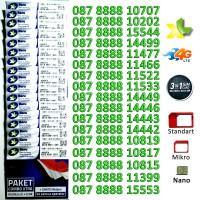 harga Kartu Perdana Nomor Cantik XL 4G Kuartet 8888 000 Couple Tokopedia.com