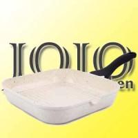 Jual Fincook Die Casting Ceramic - Grill Pan Induction (24 cm) Murah