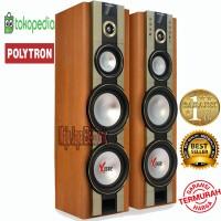 harga Speaker Active Polytron Pas 79 Bluetooth Fm Speaker Tokopedia.com