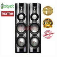 Speaker Aktif Polytron Pas 68 USB MP3 XBR Speaker