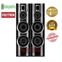 harga Speaker Aktif Polytron Pas 28 Usb Mp3 Tokopedia.com