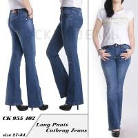 Jual Celana Jeans JUMBO Cutbray. CK 955 402/403 Murah