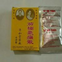 Kay Nam Powder / obat gangguan pencernaaan mual, muntah, kembung, maag