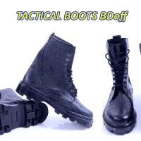 Sepatu Army Boot - Safety Tactical - Airsoft - Touring - Biker - Motor