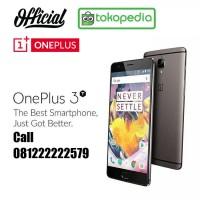 [New Arrival] Oneplus 3 T One Plus 3T 6/64gb Jakarta Murah COD