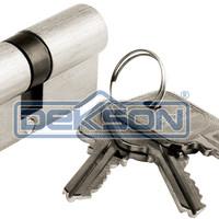 Cylinder Dekkson DC DL 60 MM Kunci Silinder DC DL 2 kunci Dekson