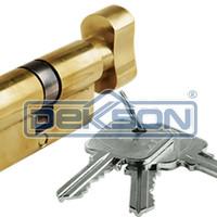 Cylinder Dekkson TC DL 60 MM Kunci Silinder Thumbturn Putar Dekson
