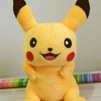 Jual Boneka Pokemon Pikachu Pika pika Murah