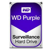 "WD Caviar Purple 4TB - HD Hardisk Internal 3.5"" for CCTV Surveillance"